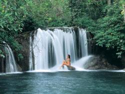 paraiso cachoeira em bonito